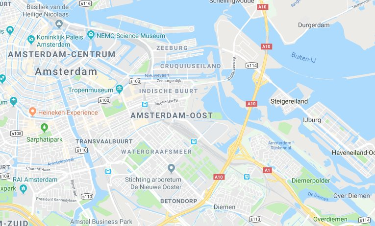 Amsterdam-Oost